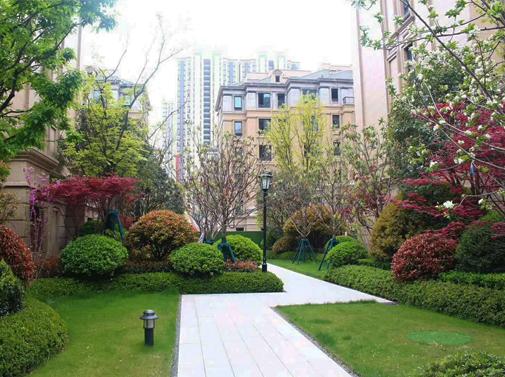 仿石砖-银川滨湖花园