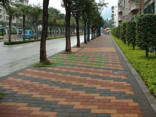 贵州赤水|PC砖|色彩变化多|生态可持续