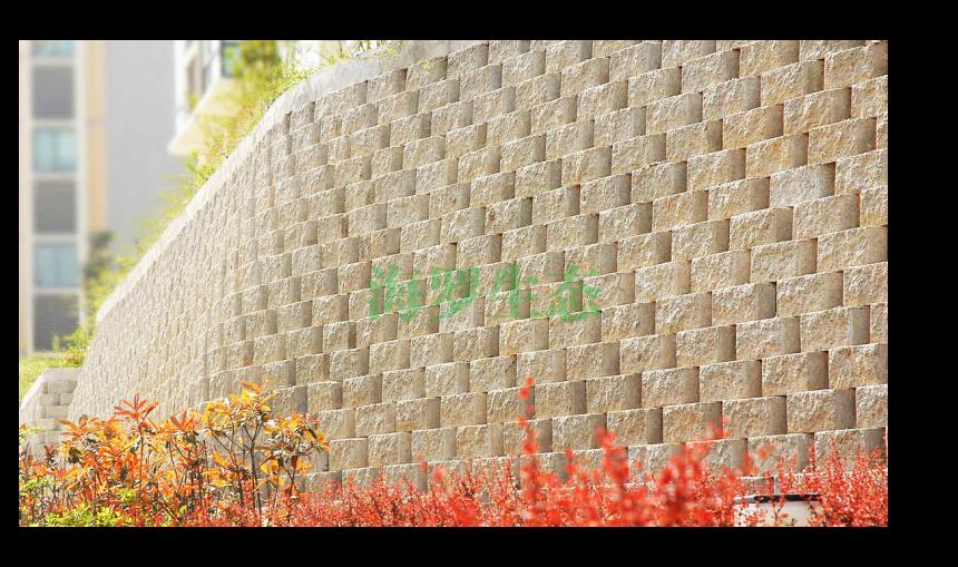 生态挡土墙