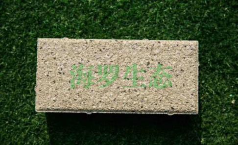 内蒙古陶瓷透水砖