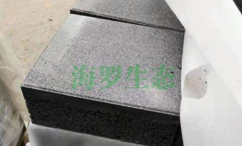 内蒙古生态砂基透水砖