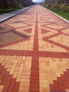 巴彦淖尔|五原县|pc透水砖|【海罗生态】